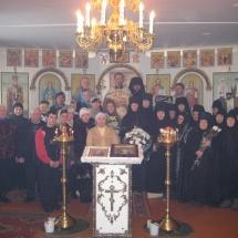 схиигумения Мария Свято-Елисаветинский монастырь Запорожская область, Ореховский район, пгт Камышева