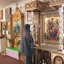 Свято-Елисаветинский монастырь Запорожская область, Ореховский район, пгт Камышеваха