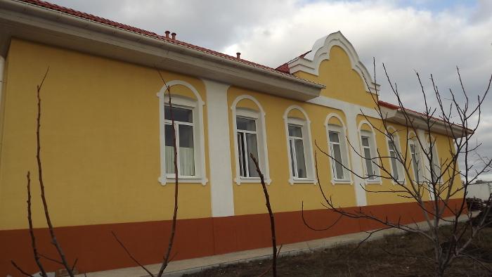 гостиница Свято-Елисаветинский монастырь Запорожская область, Ореховский район, пгт Камышеваха