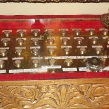 Ковчежец с мощами святых Свято-Елисаветинский монастырь Запорожская область, Ореховский район, пгт Камышева
