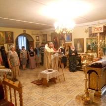 Свято-Елисаветинский женский монастырь пгт.Камышеваха Украина