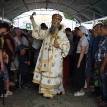 Праздничная литургия Свято-Елисаветинский монастырь Украина, Запорожская область, Ореховский район, пгт Камышева